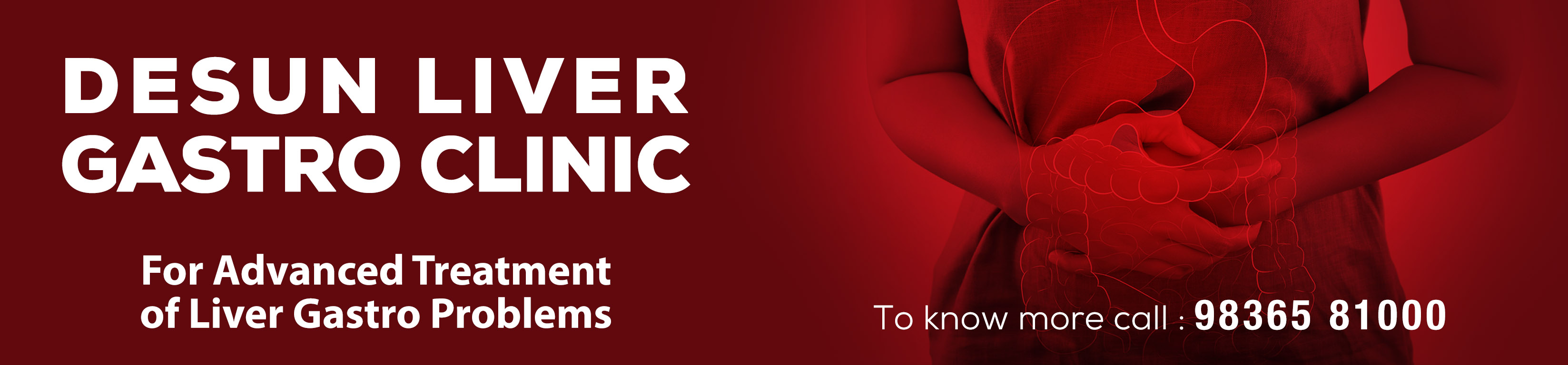 liver gastro clinic banner